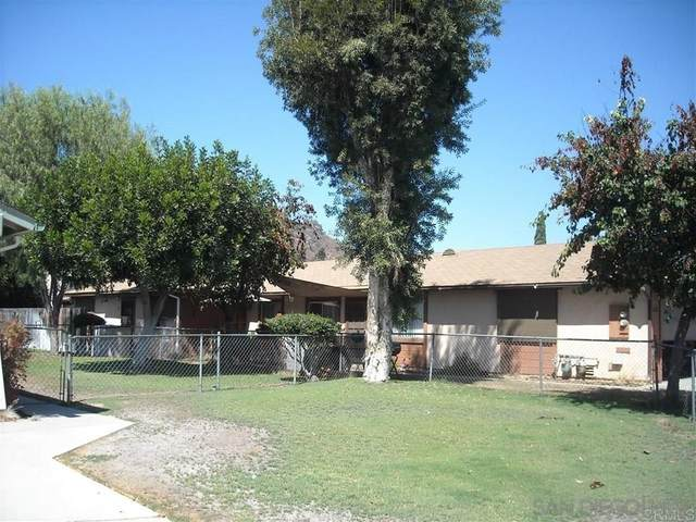 1890 Pepper Valley Lane, El Cajon, CA 92021 (#210015725) :: The Marelly Group | Sentry Residential