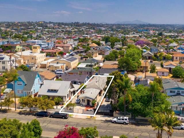 2238-40 Irving Ave, San Diego, CA 92113 (#210015756) :: Neuman & Neuman Real Estate Inc.