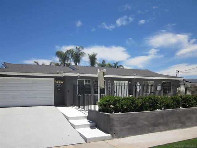 253 Meadow Crest Dr, El Cajon, CA 92020 (#210015774) :: PURE Real Estate Group