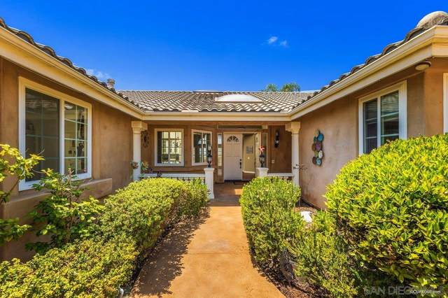 613 Marazon Ln, Vista, CA 92081 (#210015784) :: Neuman & Neuman Real Estate Inc.