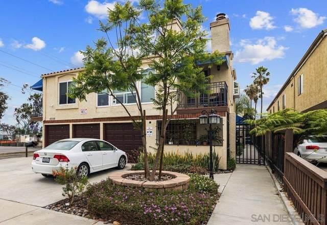 4330 Idaho St #3, San Diego, CA 92104 (#210015785) :: Neuman & Neuman Real Estate Inc.