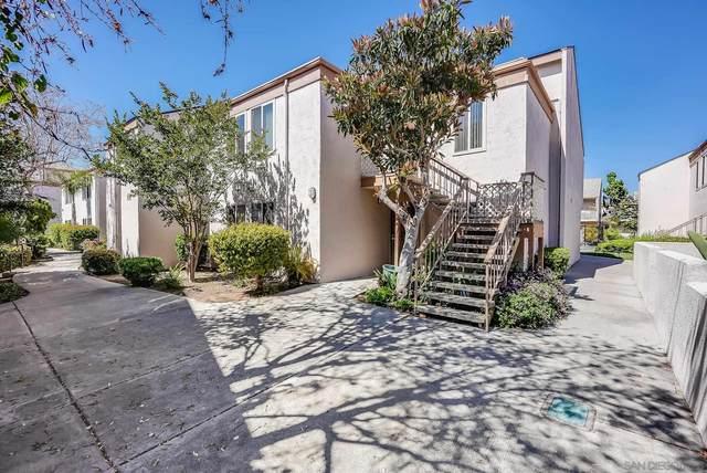 4176 Mount Alifan Pl H, San Diego, CA 92111 (#210015797) :: Neuman & Neuman Real Estate Inc.