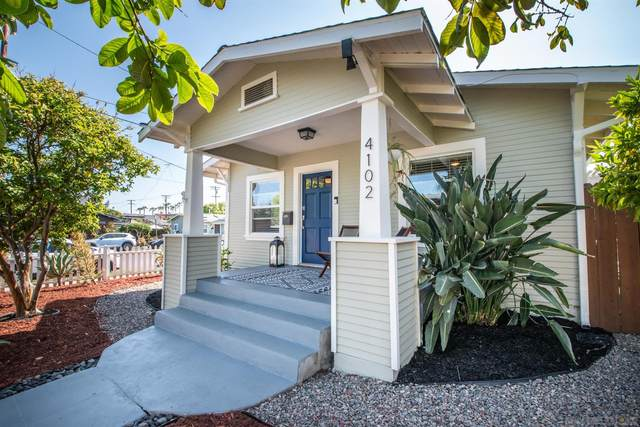 4102 32nd Street, San Diego, CA 92104 (#210015800) :: Neuman & Neuman Real Estate Inc.