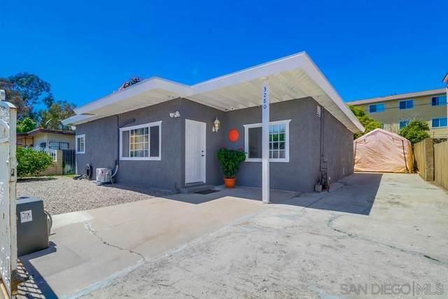 3280 Gillette St, San Diego, CA 92102 (#210015807) :: Keller Williams - Triolo Realty Group
