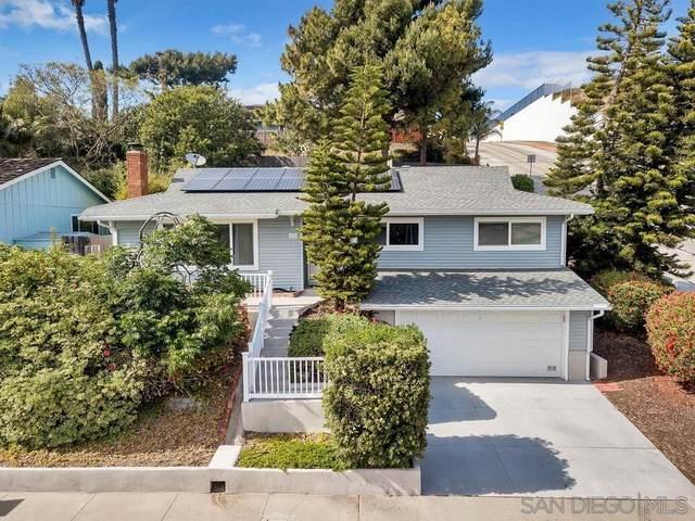 4760 Gardena Ave, San Diego, CA 92110 (#210015813) :: Zember Realty Group