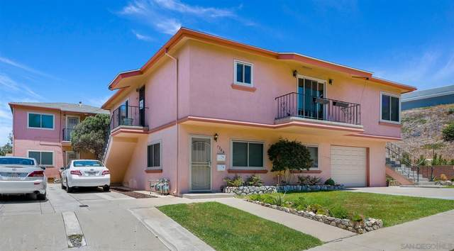 720-722 W Juniper, San Diego, CA 92101 (#210015819) :: Neuman & Neuman Real Estate Inc.