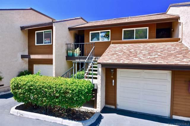 7755 Saranac Pl #48, La Mesa, CA 91942 (#210015829) :: Neuman & Neuman Real Estate Inc.