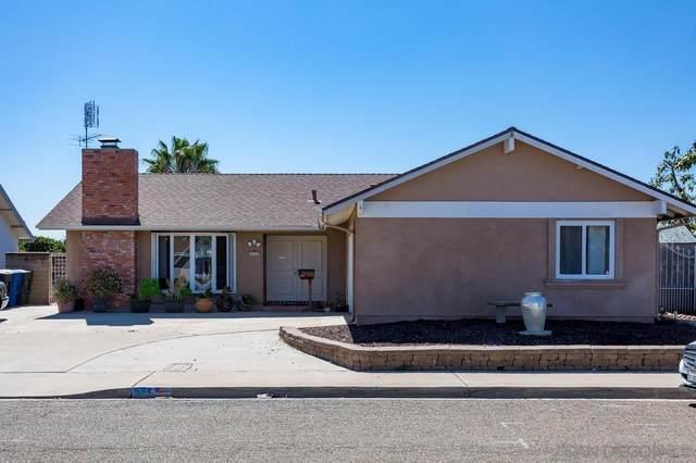 534 Wisteria St, Chula Vista, CA 91911 (#210015855) :: Neuman & Neuman Real Estate Inc.