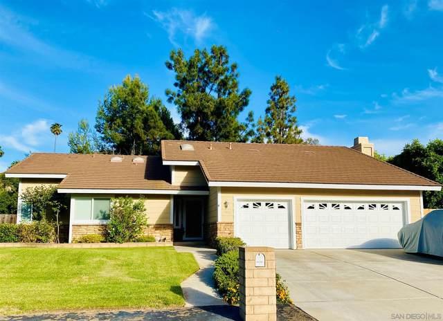 1453 Vista Grande Road, El Cajon, CA 92019 (#210015865) :: Keller Williams - Triolo Realty Group