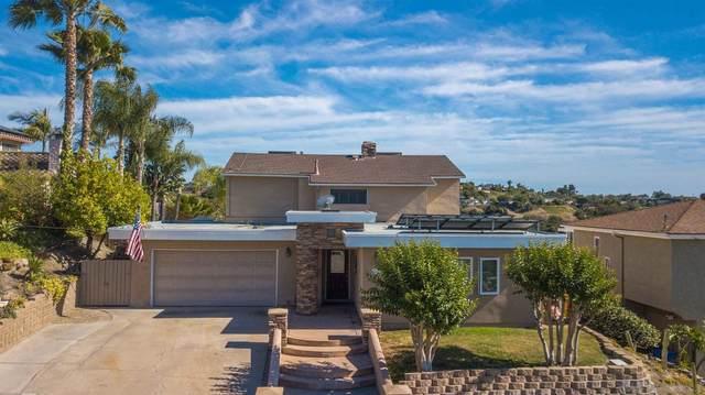 5597 Lone Star Drive, San Diego, CA 92120 (#210015880) :: Neuman & Neuman Real Estate Inc.