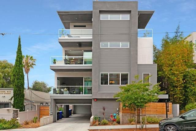 2550 2nd Ave, San Diego, CA 92103 (#210015893) :: Neuman & Neuman Real Estate Inc.