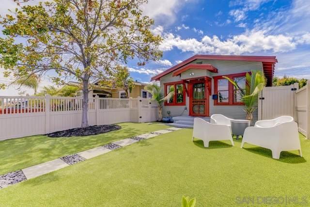 3610 Grim Ave, San Diego, CA 92104 (#210015920) :: Neuman & Neuman Real Estate Inc.
