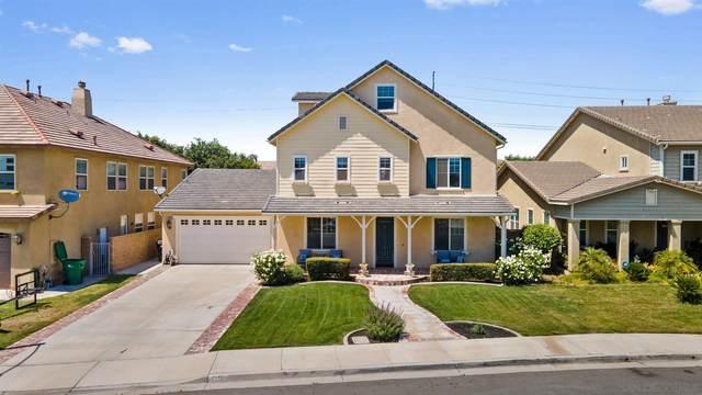 7053 Cottage Grove Dr, Eastvale, CA 92880 (#210015921) :: Neuman & Neuman Real Estate Inc.