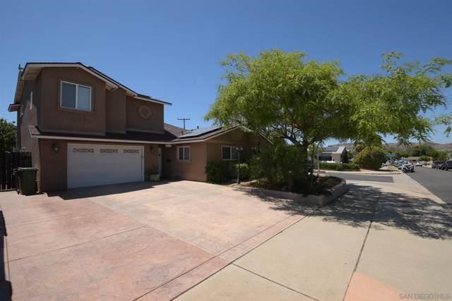 8033 Azure View, Santee, CA 92071 (#210015928) :: Neuman & Neuman Real Estate Inc.