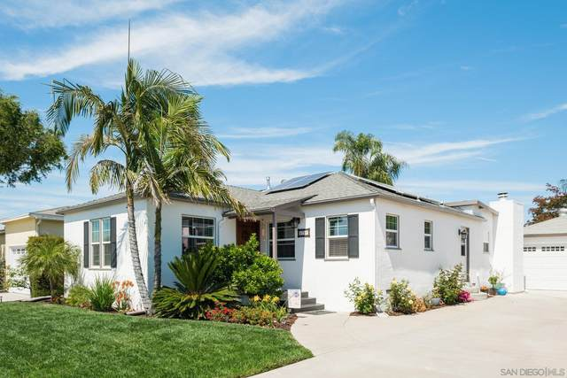 4757 49th Street, San Diego, CA 92115 (#210015932) :: Zember Realty Group