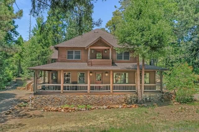 36706 Mountain Circle, Julian, CA 92036 (#210015933) :: Neuman & Neuman Real Estate Inc.