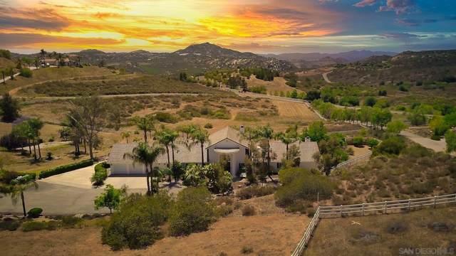 18845 Rangeland Rd, Ramona, CA 92065 (#210015935) :: PURE Real Estate Group