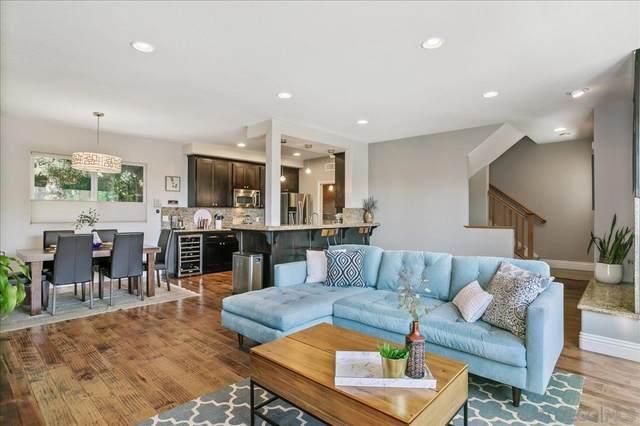4018 Centre St, San Diego, CA 92103 (#210015951) :: Dannecker & Associates