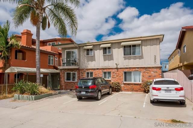 3960 Arizona St #3, San Diego, CA 92104 (#210015959) :: Neuman & Neuman Real Estate Inc.