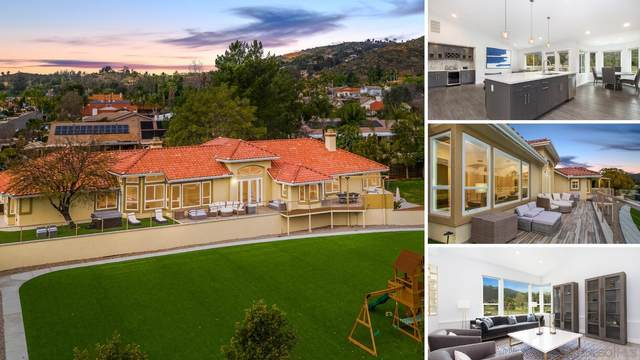 14321 Twin Peaks Rd, Poway, CA 92064 (#210015965) :: Neuman & Neuman Real Estate Inc.