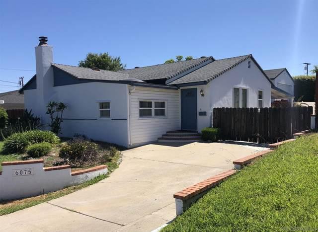 6075 Odessa Ave, La Mesa, CA 91942 (#210015976) :: PURE Real Estate Group