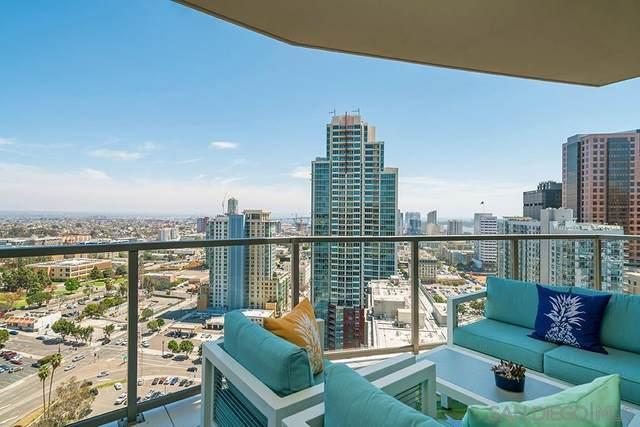 1441 9th #2201, San Diego, CA 92101 (#210015992) :: Neuman & Neuman Real Estate Inc.