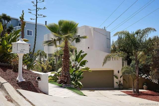 3345 Oliphant St, San Diego, CA 92106 (#210016001) :: Neuman & Neuman Real Estate Inc.