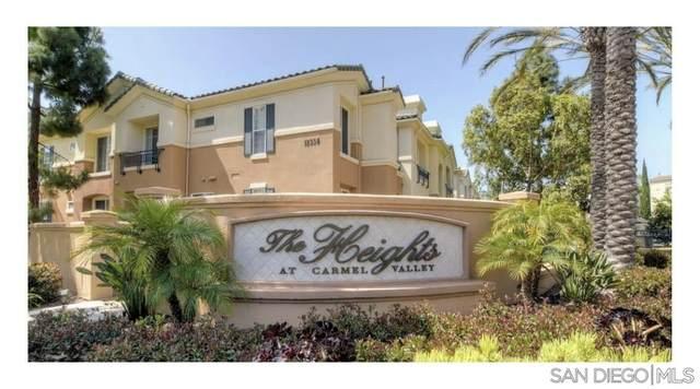 12358 Carmel Country Road #307, San Diego, CA 92130 (#210016022) :: Neuman & Neuman Real Estate Inc.