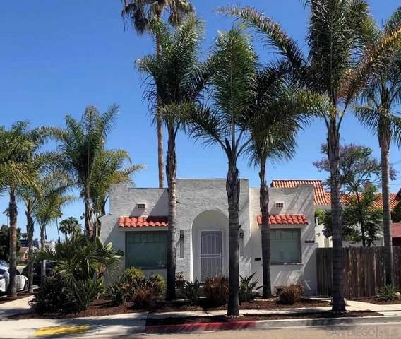 2852 Monroe Ave., San Diego, CA 92116 (#210016036) :: Keller Williams - Triolo Realty Group