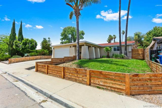9064 Inverness Rd, Santee, CA 92071 (#210016059) :: Zember Realty Group
