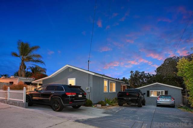 3696 Bellingham Ave, San Diego, CA 92104 (#210016066) :: Neuman & Neuman Real Estate Inc.