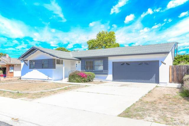 1689 Ithaca St, Chula Vista, CA 91913 (#210016078) :: Neuman & Neuman Real Estate Inc.