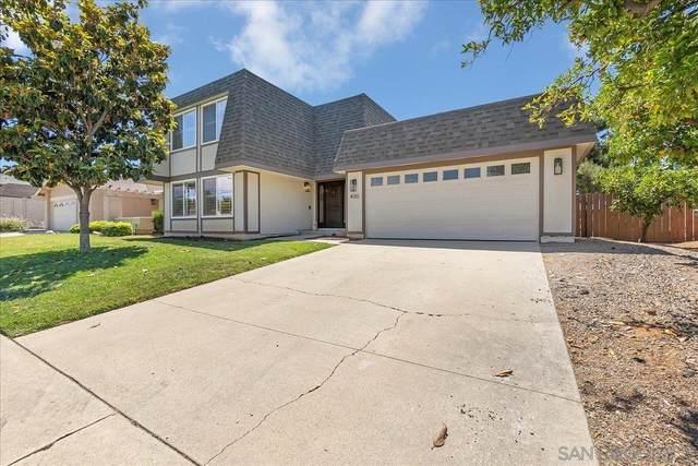 400 Via Los Arcos, San Marcos, CA 92069 (#210016081) :: Neuman & Neuman Real Estate Inc.