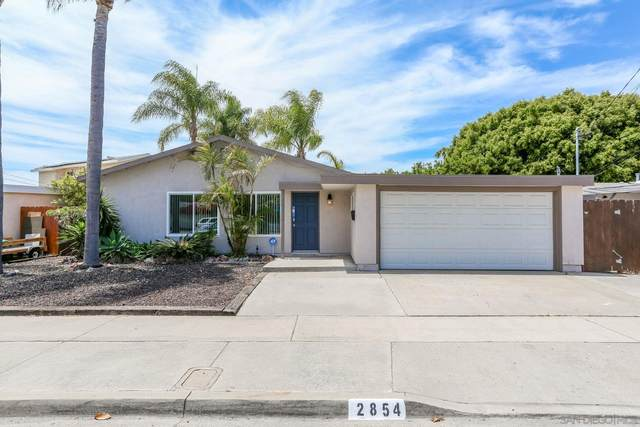 2854 Amulet St, San Diego, CA 92123 (#210016090) :: The Stein Group