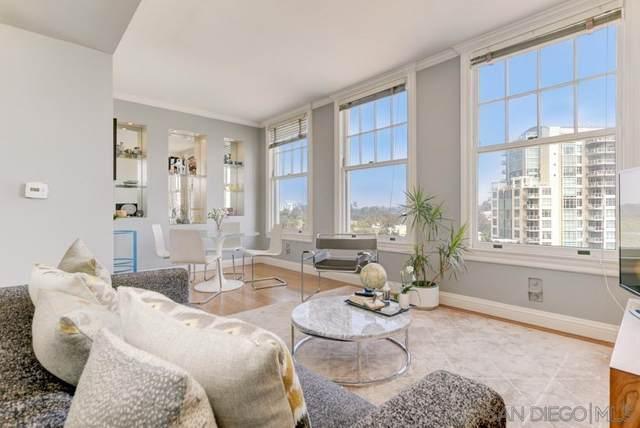 702 Ash St #1102, San Diego, CA 92101 (#210016100) :: Neuman & Neuman Real Estate Inc.