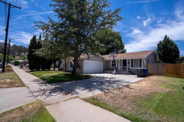 1036 Cosmo Ave, El Cajon, CA 92019 (#210016104) :: Neuman & Neuman Real Estate Inc.