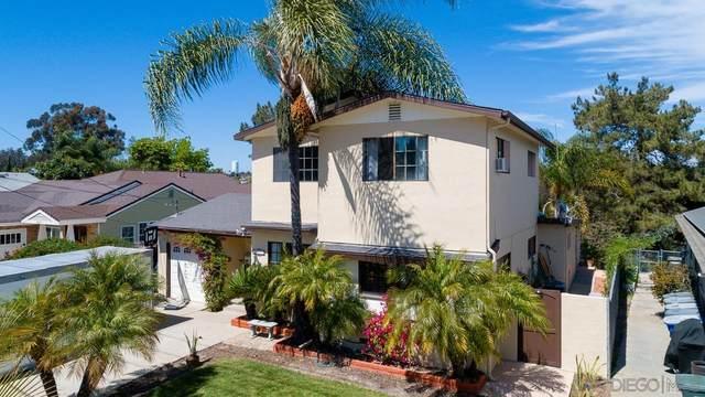 6041 Amarillo Avenue, La Mesa, CA 91942 (#210016106) :: PURE Real Estate Group