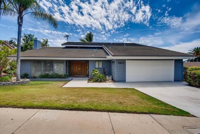 6810 Claremore Ave, San Diego, CA 92120 (#210016107) :: Neuman & Neuman Real Estate Inc.
