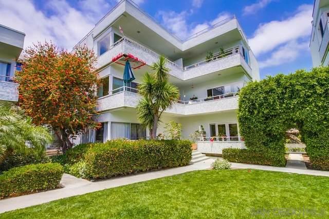 2360 Torrey Pines Rd #24, La Jolla, CA 92037 (#210016111) :: Zember Realty Group