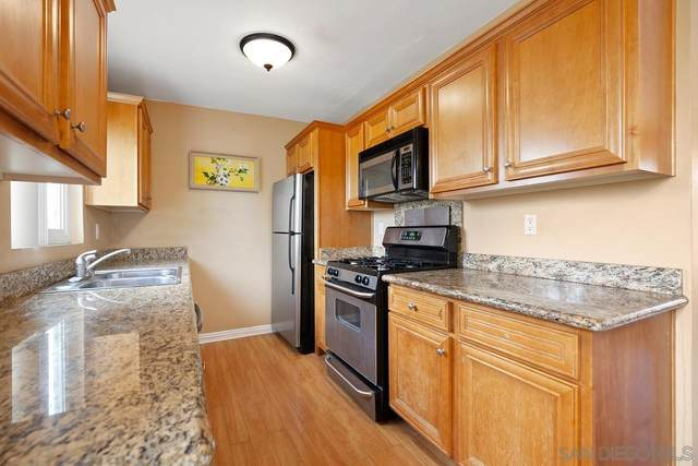 5510 Adelaide Ave #14, San Diego, CA 92115 (#210016127) :: Neuman & Neuman Real Estate Inc.