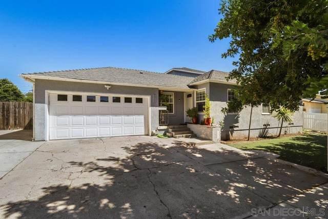 2055 Ensenada St, Lemon Grove, CA 91945 (#210016162) :: SunLux Real Estate
