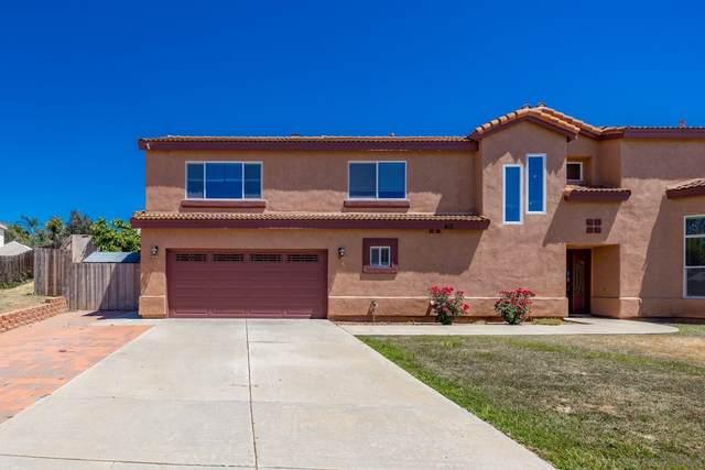 413 Wintergreen Pl, San Marcos, CA 92069 (#210016183) :: Neuman & Neuman Real Estate Inc.