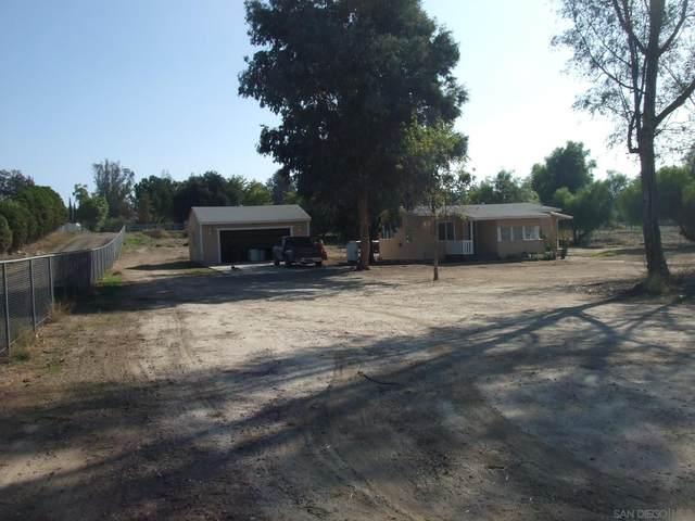 1310 Barnett Rd, Ramona, CA 92065 (#210016188) :: PURE Real Estate Group