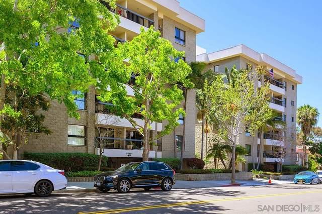 3560 1st Avenue #6, San Diego, CA 92103 (#210016210) :: Dannecker & Associates
