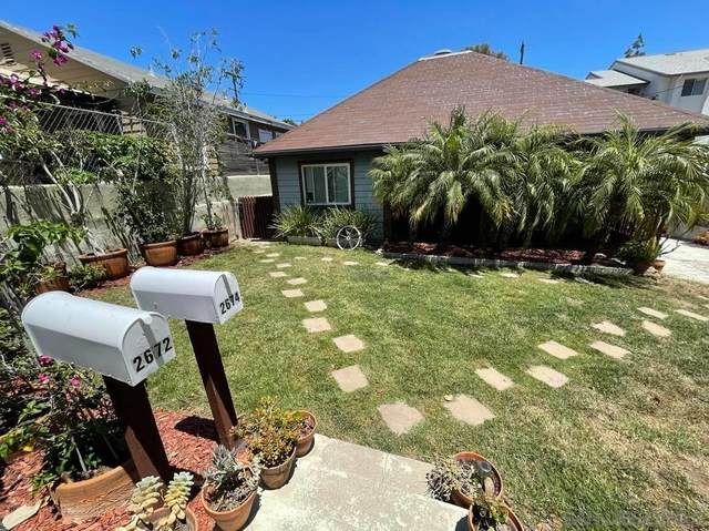 2672-74 Market St, San Diego, CA 92102 (#210016211) :: Neuman & Neuman Real Estate Inc.