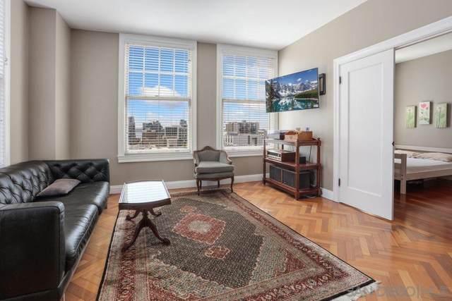 702 Ash St #508, San Diego, CA 92101 (#210016226) :: Neuman & Neuman Real Estate Inc.