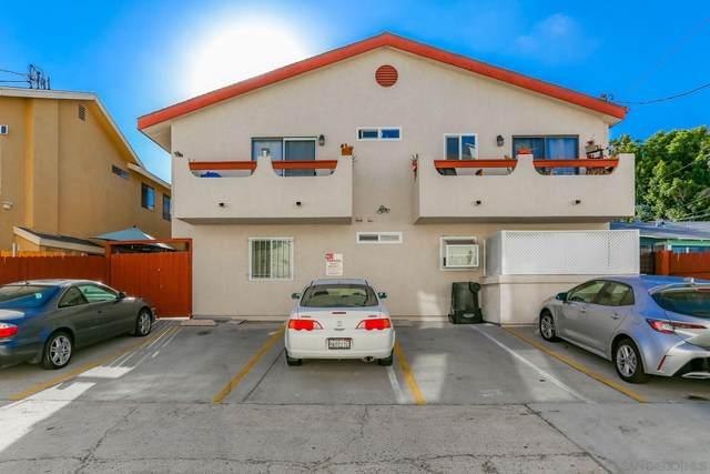 4538 Hamilton St #2, San Diego, CA 92116 (#210016240) :: Keller Williams - Triolo Realty Group