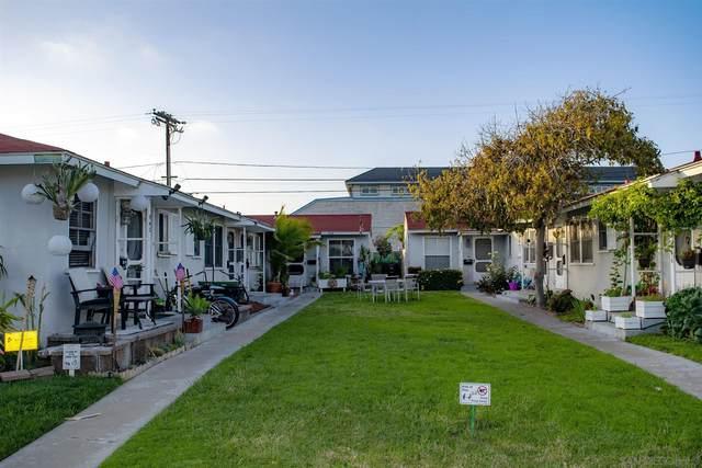 942 Felspar St., San Diego, CA 92109 (#210016249) :: Neuman & Neuman Real Estate Inc.