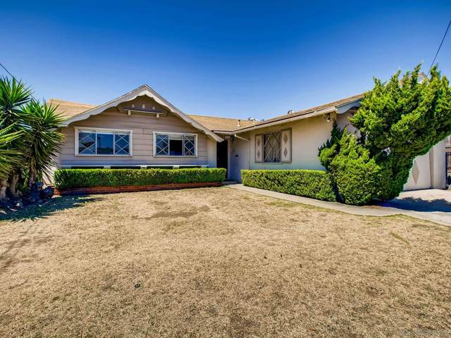 8316 Lake Ben Avenue, San Diego, CA 92119 (#210016250) :: Zember Realty Group