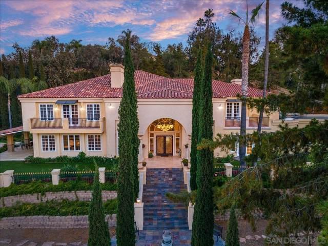 459 Flores De Oro, Rancho Santa Fe, CA 92067 (#210016255) :: Neuman & Neuman Real Estate Inc.